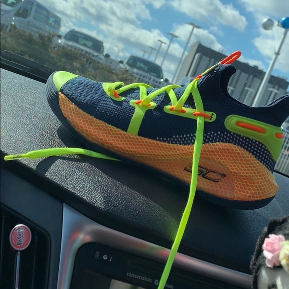 Under Armour Shoes | Steph Curry 6